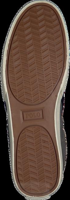Graue POLO RALPH LAUREN Sneaker HUGH-NE - large