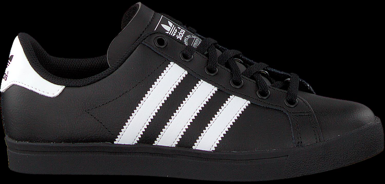 Schwarze ADIDAS Sneaker COAST STAR J