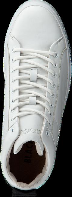 Weiße BLACKSTONE Sneaker RM14  - large