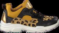 Gelbe BRAQEEZ Sneaker RENEE RUN  - medium