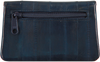 Blaue BECKSONDERGAARD Portemonnaie HANDY RAINBOW AW19  - small