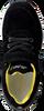 Schwarze SHOESME Sneaker HK8W001-C - small