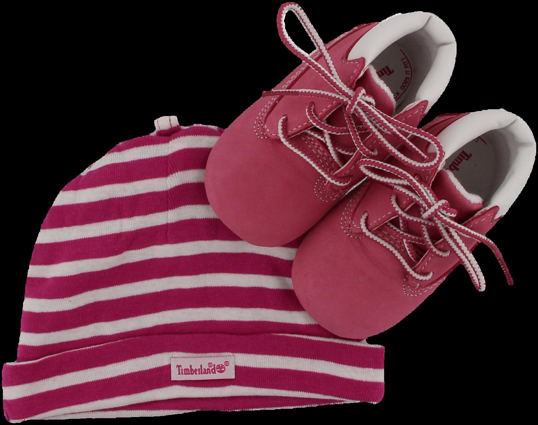 Rosane Timberland Babyschuhe CRIB BOOTIE W/HAT