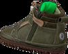 Grüne SHOESME Babyschuhe BP8W015 - small