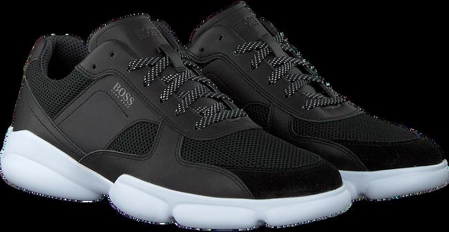 Schwarze BOSS Sneaker low RAPID RUNN MELT  - large