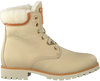 Weiße PANAMA JACK Ankle Boots PANAMA 03 IGLOO TRAVELLING - small