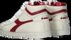 Weiße DIADORA Sneaker high GAME L HIGH WAXED  - small