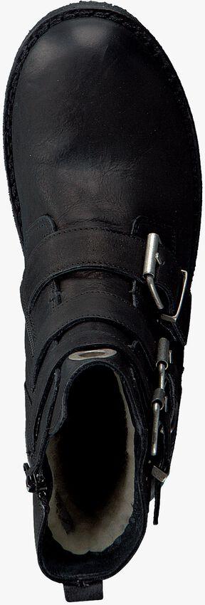 Schwarze CA'SHOTT Biker Boots 22042  - larger