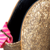 Goldfarbene LE BIG Umhängetasche SANDRA BAG  - small