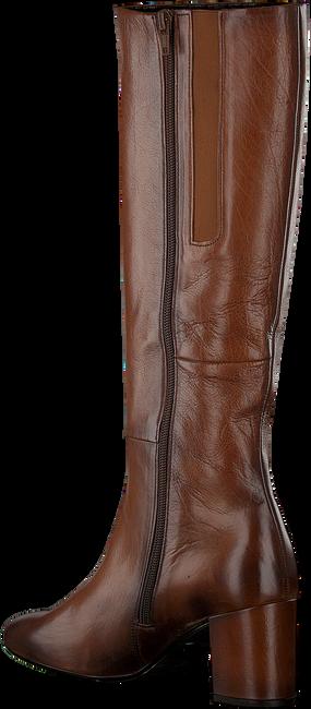 Cognacfarbene GABOR Hohe Stiefel 809  - large