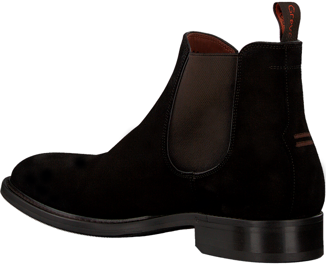 Braune GREVE Business Schuhe PIAVE  - large
