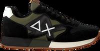 Schwarze SUN68 Sneaker low JAKI SOLID BICOLOR  - medium