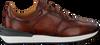 Cognacfarbene MAGNANNI Sneaker low 22927  - small