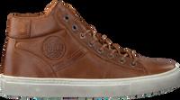 Cognacfarbene GIGA Sneaker G3342  - medium