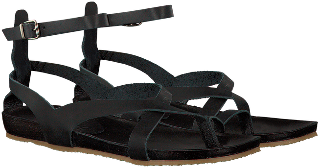 Schwarze RED RAG Sandalen 79128 - large