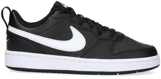 Schwarze NIKE Sneaker low COURT BOROUGH LOW 2 (GS)  - large