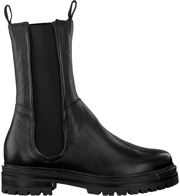 Schwarze OMODA Ankle Boots M77203  - large