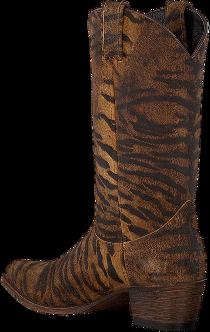 Braune SENDRA Cowboystiefel 10490  - large