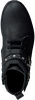 Schwarze CLIC! Schnürboots 9642 - small