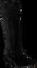 Schwarze RED-RAG Hohe Stiefel 77004  - small