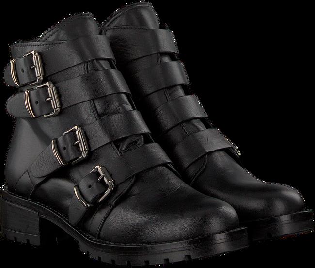 Schwarze OMODA Biker Boots 168 SOLE 456 - large