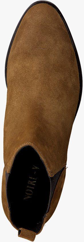 Cognacfarbene NOTRE-V Stiefeletten 42403  - larger