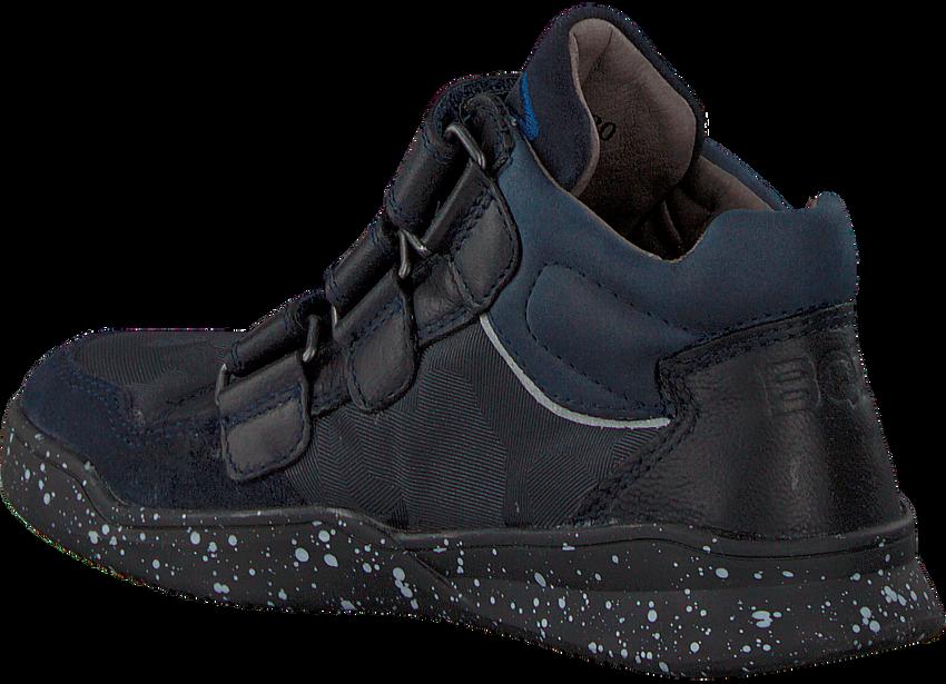Blaue BRAQEEZ Sneaker TIM TERRA - larger
