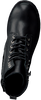 Schwarze HIP Schnürschuhe H1167  - small