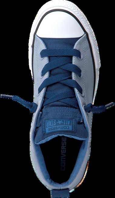 Blaue CONVERSE Sneaker CTAS STREET MID KIDS - large