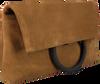 Camelfarbene UNISA Handtasche ZLILY  - small