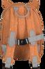 Orangene TRIXIE Rucksack RUGZAKJE  - small