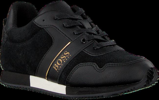 Schwarze HUGO Sneaker low J29225  - large