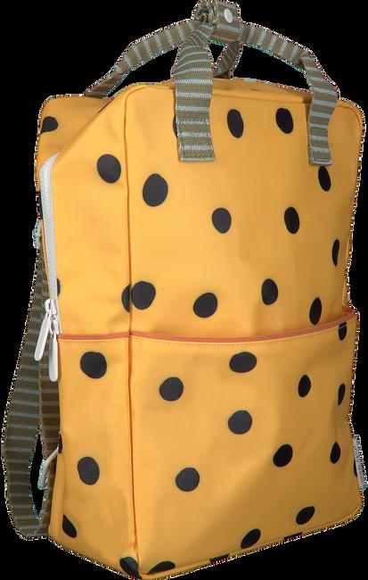 Gelbe STICKY LEMON Rucksack FRECKLES LARGE  - large