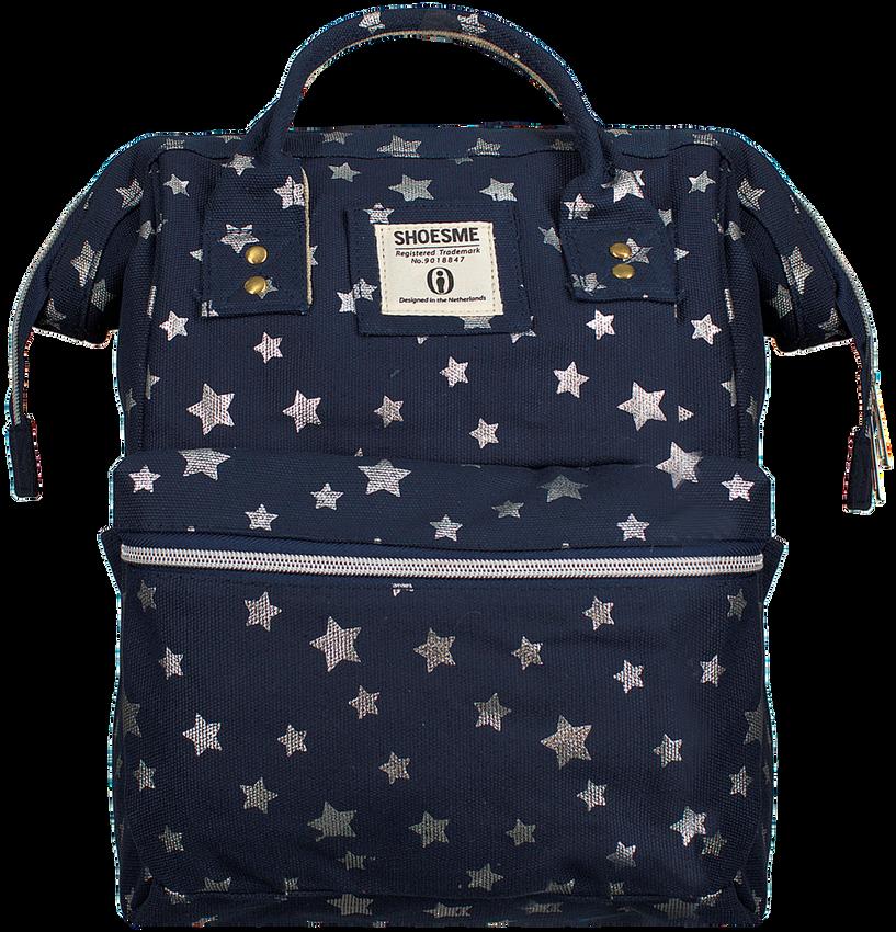 Blaue SHOESME Rucksack BAG8A025 - larger