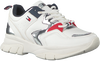 Weiße TOMMY HILFIGER Sneaker low 30821  - small