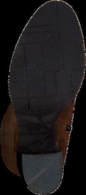Cognacfarbene NOTRE-V Hohe Stiefel AH73  - large