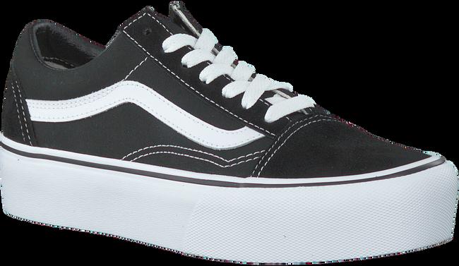 Schwarze VANS Sneaker OLD SKOOL PLATFORM - large