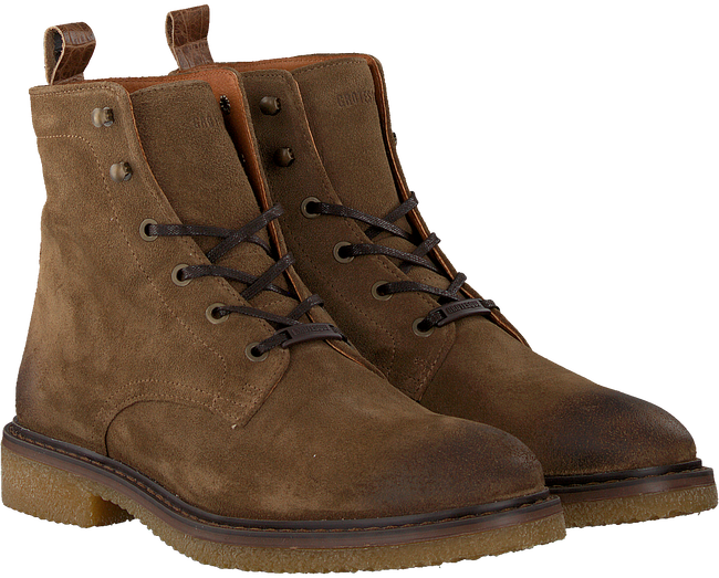 Taupe GROTESQUE Schnürboots BUCKO 2  - large