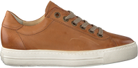 Cognacfarbene PAUL GREEN Sneaker low 4841-006  - medium