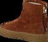 Cognacfarbene CA'SHOTT Ankle Boots 18112  - small