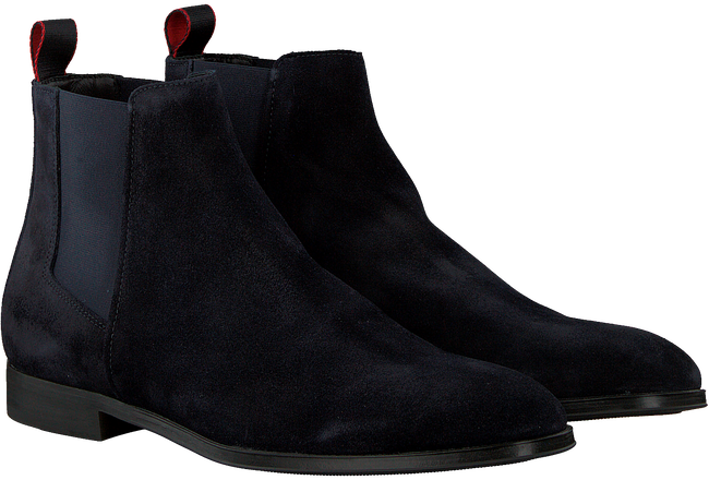 Blaue HUGO Chelsea Boots BOHEME CHEB  - large