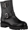 Schwarze ROBERTO D'ANGELO Ankle Boots PAUL - small