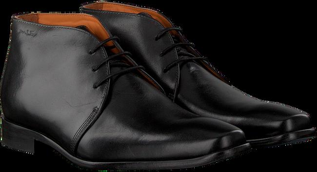 Schwarze VAN LIER Business Schuhe 1958903  - large