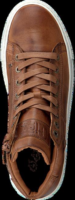 Cognacfarbene GIGA Sneaker 8824 - large