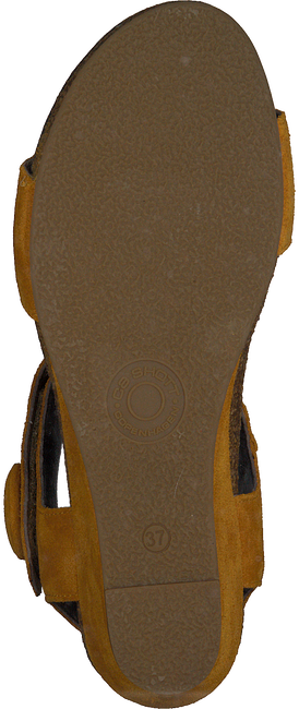 Gelbe CA'SHOTT Sandalen 8029  - large