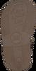 Goldfarbene GIOSEPPO Sandalen TREZO  - small