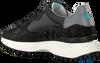 Schwarze FLORIS VAN BOMMEL Sneaker low 85307  - small