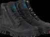 Schwarze PALLADIUM Ankle Boots PAMPA HI CUFF K - small