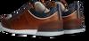 Cognacfarbene GAASTRA Sneaker low BAYLINE  - small