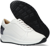 Weiße DEABUSED Sneaker low 7714  - small